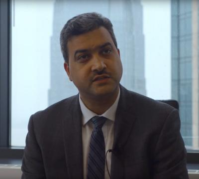Abhishek Singh <br> Bank of America