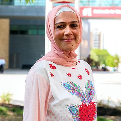 Emine S.  Karaman